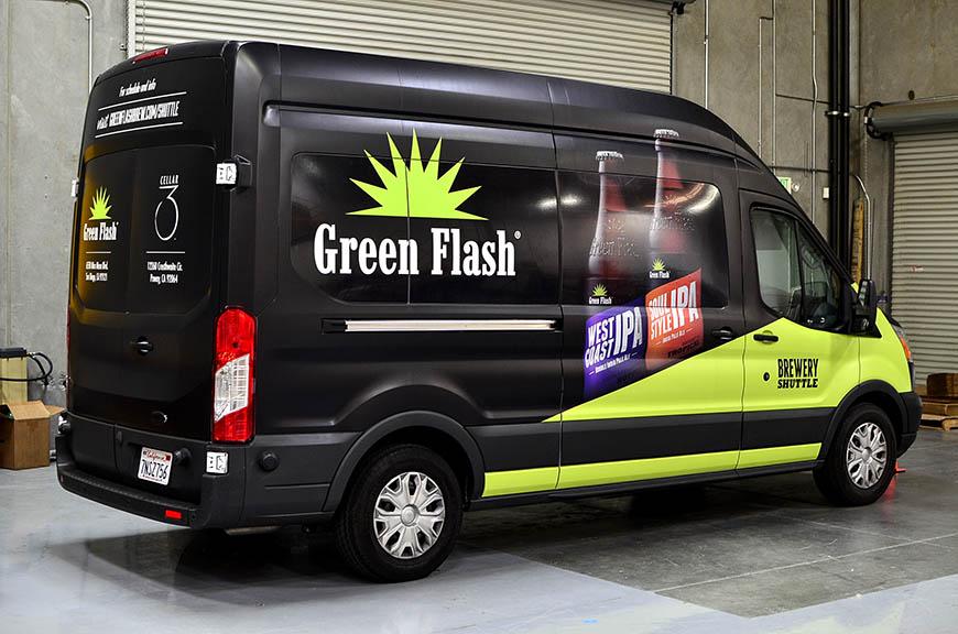 fleet vehicle wrap graphics offset printing large format graphics. Black Bedroom Furniture Sets. Home Design Ideas