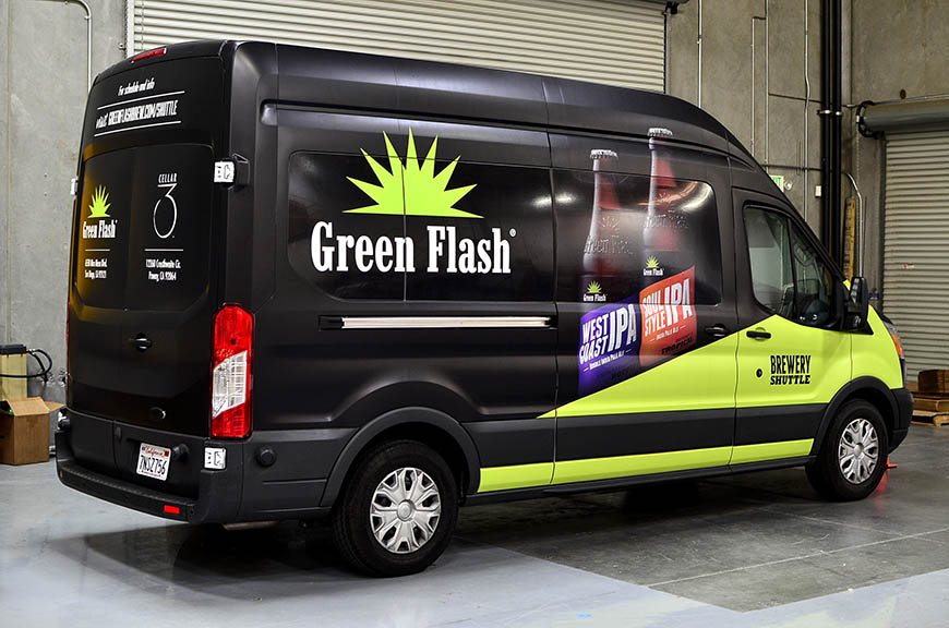 Vehicle Wraps - Offset Printing & Large Format Graphics