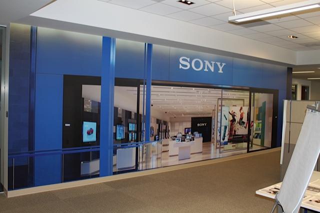 DPI Transforms Sony