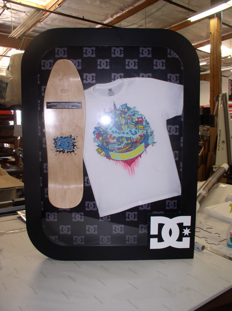DC Shoes Award Case 2