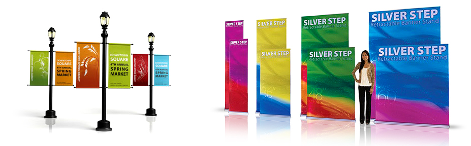 Digitally Printed Vinyl Banners Unlimited Colors  Any Size - Vinyl banners design