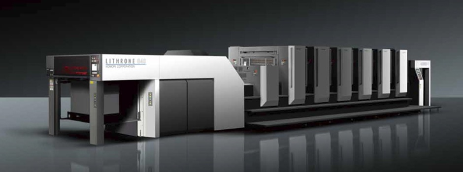 Announcing DPI Direct's New Komori Lithrone G40 H-UV Offset Press!
