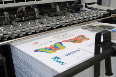 Printing Labels Large Format Graphics, DPI Direct - Print Marketing