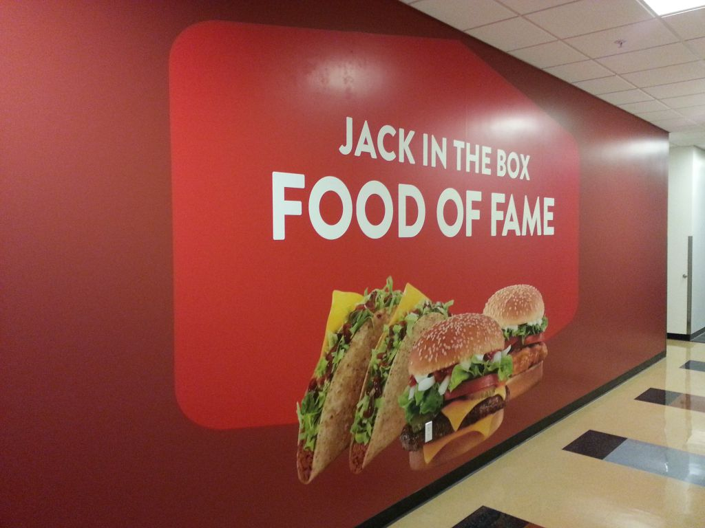 Jack In The Box Headquarters Offset Printing Amp Large