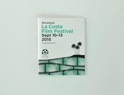 La Costa Film Festival Booklet