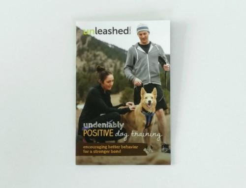 Dog Training Booklet