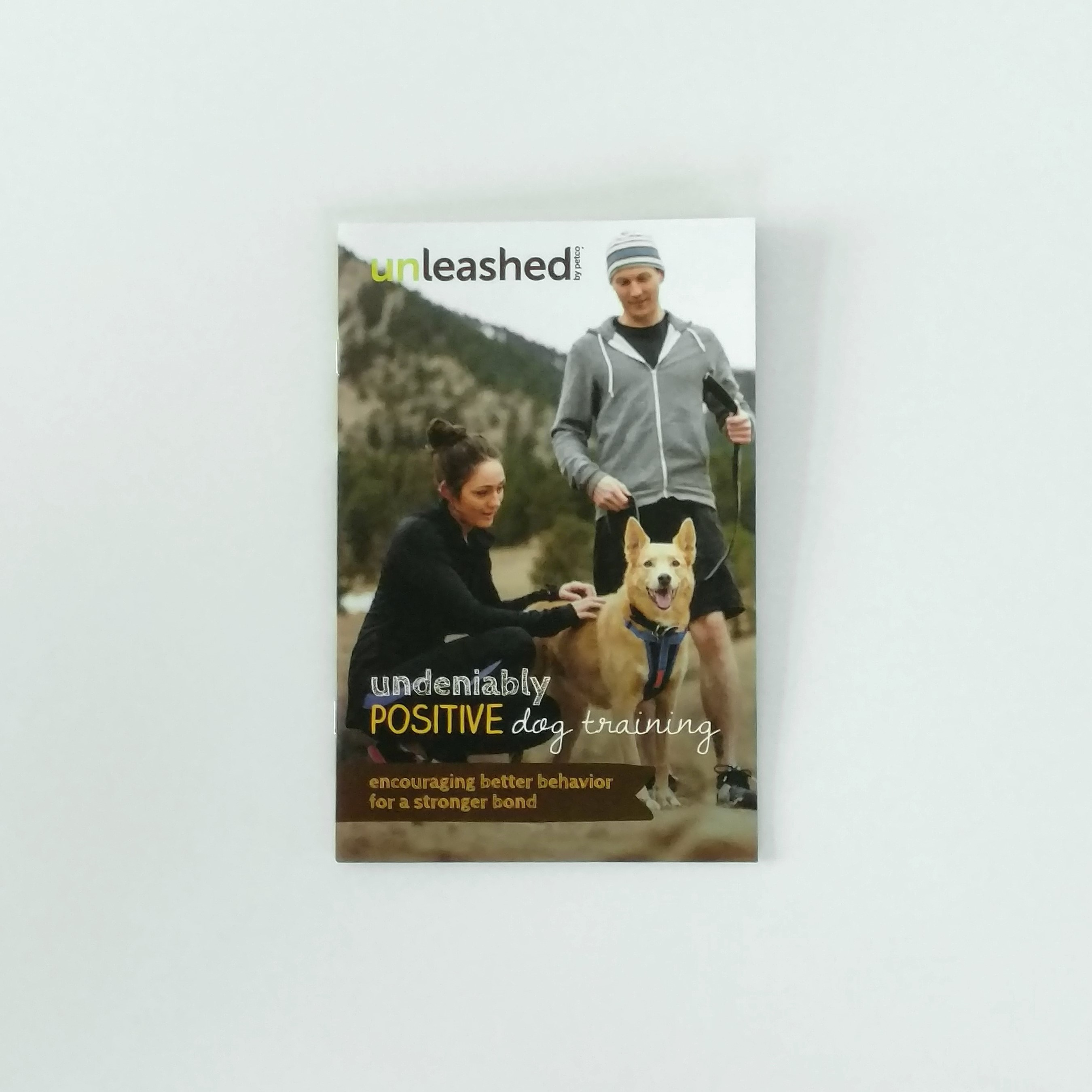 Dog Training Booklet