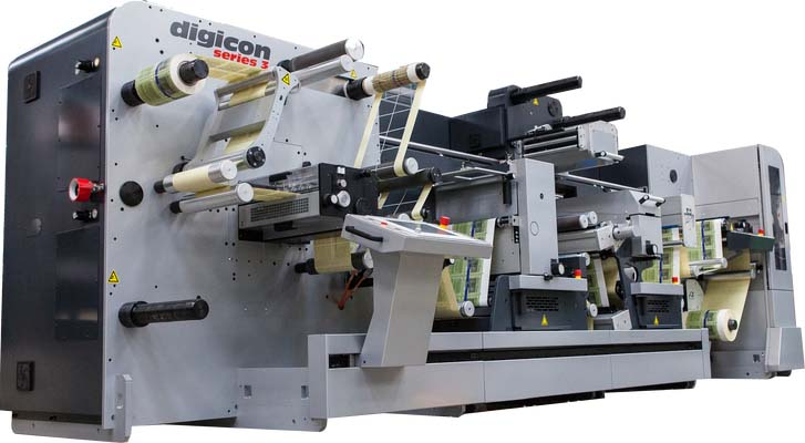 Digicon Series 3 Offset Printing Amp Large Format Graphics