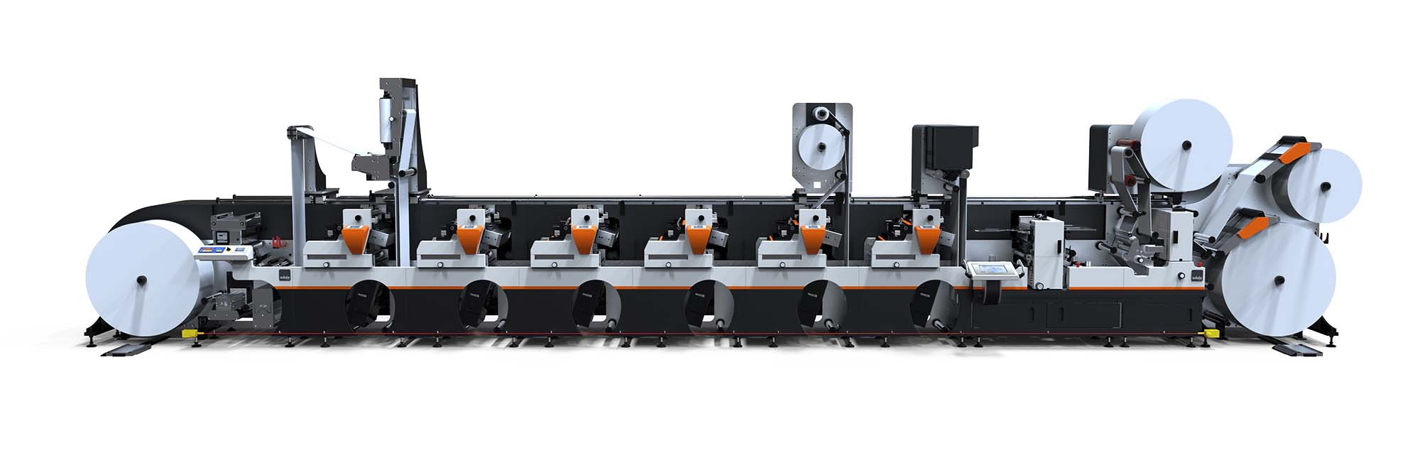 Introducing the Edale FL3 Flexographic Press, Coming Early 2018