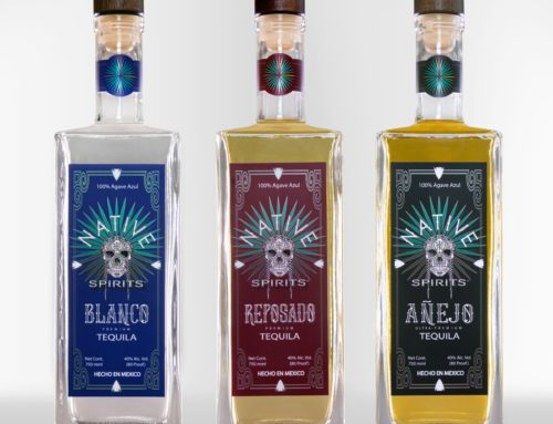Native Spirits Labeling