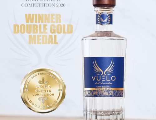 VuElo Tequila Labeling